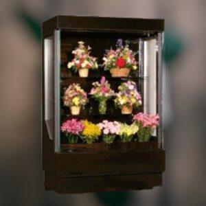 Çiçek dolabı modeli