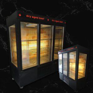 3 kapılı Dry aged vitrini