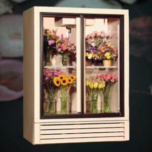 çiçek buzdolabı