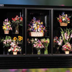 Sürgülü çiçek dolabı 2